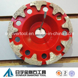 Diamond Grinding Cup Wheels Tools for Grinding Concrete and Stone pictures & photos