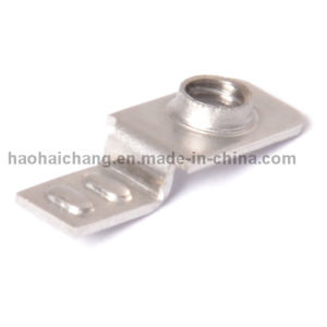Machining Parts Stainless Steel Screw Terminal Connector pictures & photos