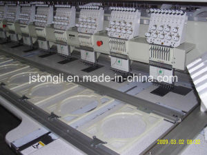 Flat Embroidery Machine (TL912) pictures & photos