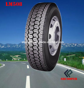 Long March Tubeless Drive Tire with M+S Mark pictures & photos