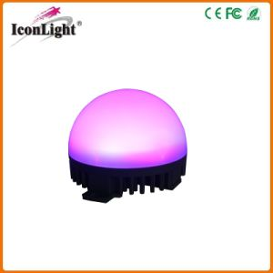 High Power 75W RGB Round Spotlight for Outdoor Lighting IP65 pictures & photos