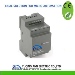 Micro PLC Controller Smart Relay Elc-6DC-D-Tn-PNP Ce RoHS pictures & photos