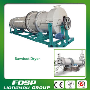 Energy Saving Rotary Drying Machine for Wood Pellet Production Line pictures & photos