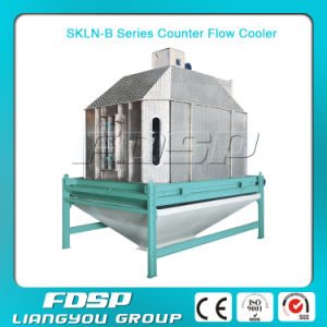 Feed Mill Plant Used 10t/H Pellet Cooler Machine for Sale pictures & photos