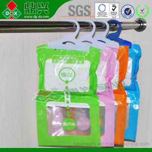 Moisture Absorber Hanging Scented Desiccant Wardrobe Dehumidifier Bag