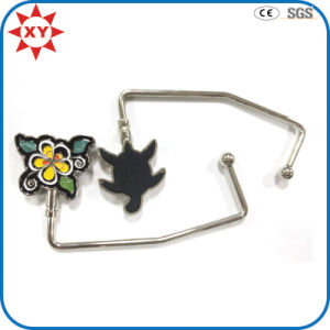 Customm Butterfly Shape Bag Hanger Hook pictures & photos