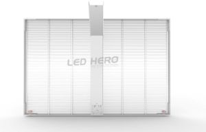 LED-Hero Transparent Wall/Glass LED Display/Advanced LED Screen pictures & photos