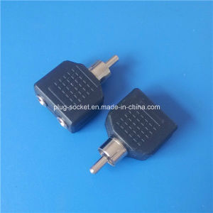 6.3mm, 3.5mm Stereo/Mono Plug (AV-005) pictures & photos