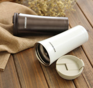 Starbucks Style Stainless Steel Coffee Mug pictures & photos