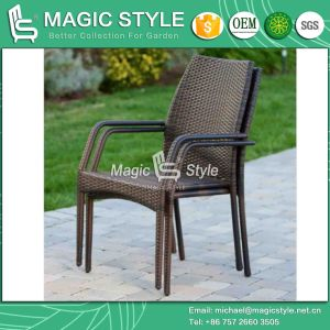 Promotion Chair Simple Rattan Chair (Magic Style) pictures & photos