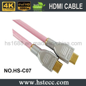 High Speed Mini HDMI Cable with 3D & 4k Supported