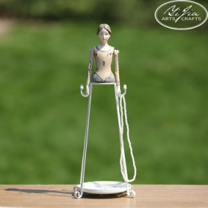 Metal Interior Decoration Mannequin Stand Rack for Cup Holder