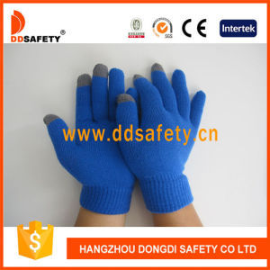 Blue for iPhone Smart Touch Gloves Dkd436 pictures & photos
