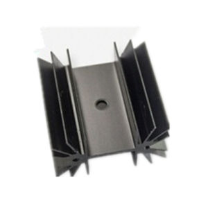 Customized Aluminum Profile Heat Sink pictures & photos