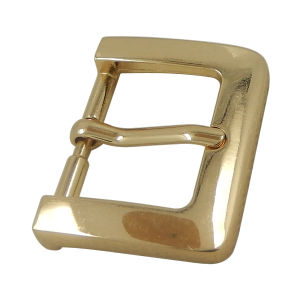Metal Gold Pin Belt Buckle for Bag pictures & photos