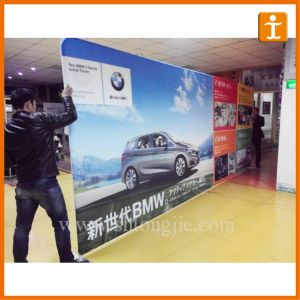 Custom Advertising Pop up Backdrop Wall (TJ_01) pictures & photos