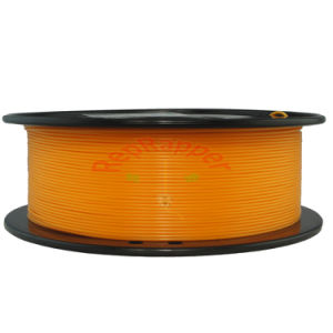 Well Coiling ABS 1.75mm Orange 3D Printing Filament