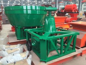 Wet Pan Mill, Gold Grinding Machine, Grinding Mill Equipment pictures & photos