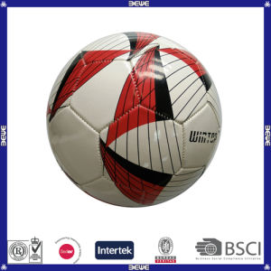 China Supplier Cheap Wholesale Football Soccer Ball pictures & photos