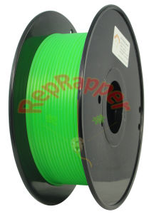 Well Coiled PLA 3.0mm Fluorescent 3D Printing Filament pictures & photos