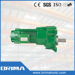 Brima 0.75kw Crane End Carriage Motor / Geared Motor pictures & photos