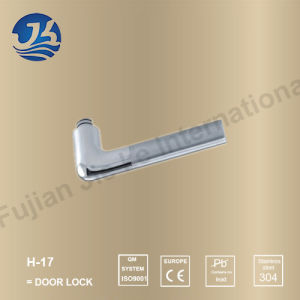 High Quality 304 Stainless Steel Door Lock (H-17)
