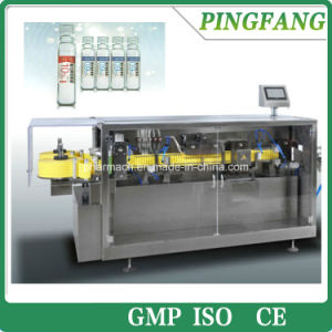 Ampoule Forming and Filling Machine/Oral Liquid Filling Machine pictures & photos