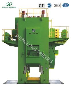 DIN 1600tons Automatic Knuckle Joint Transfer United Cold Forging Press pictures & photos