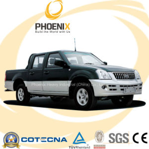 76kw Petrol Motor 2WD LHD Pick up with Air Conditioner pictures & photos