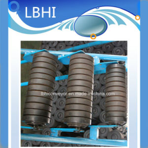 Low Price Rubber Coated Conveyor Roller pictures & photos