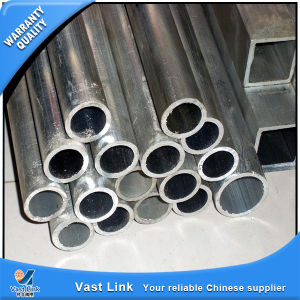6063 Aluminum Alloy Pipe for Construction pictures & photos