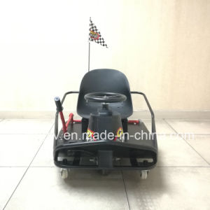 36V12ah Battery Racing Electric Soliding Tricycle 500W Adult Go Kart pictures & photos
