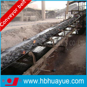 Flame Resistant Rubber Conveyor Belt Used Metallurgical Industry pictures & photos