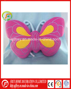 Hot Sale Plush Butterfly Cushion Toy for Baby pictures & photos