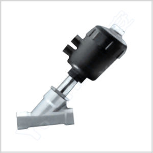 Yuanan Stainless Steel Sanitary Pneumatic Angle Seat Valve (YAW) pictures & photos