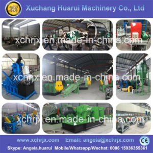 Automatic Used Tire Shredder Machine for Sale/Waste Tire Shredder/Whole Tire Shredder Machine for Making Rubber Powder pictures & photos
