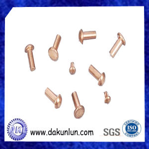Custom Different Size of Brass Rivet pictures & photos