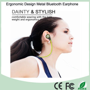 Handsfree Stereo Sport Bluetooth Music Mobile Heaset (BT-128Q) pictures & photos