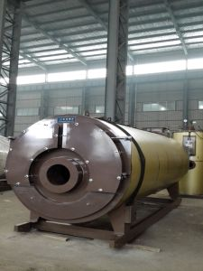 Oil or Gas Fired Steam Boiler pictures & photos