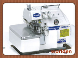Wd-757ta Five Thread Overloxk for Pocket Sewing Machine pictures & photos