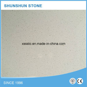 Cheap Kitchen White Star Quartz Stone Countertop pictures & photos