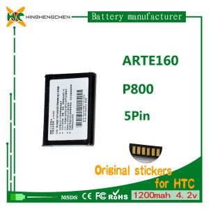 Rechargeable Battery for HTC P800 Li-ion Battery pictures & photos