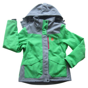 Adult Water and Wind Proof Sport Outwear (HS16003)