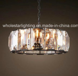 Round Square Cyrstal Chandelier (WHG-879) pictures & photos