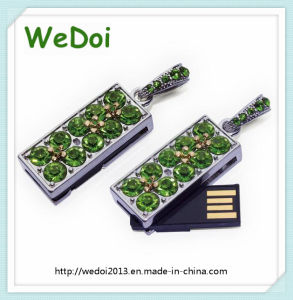 Swivel Jewelry USB Stick as Promotional Gift (WY-D11) pictures & photos