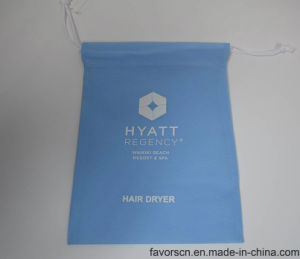 Eco Friendly Promotional Shopping Drawstring Non Woven Bag pictures & photos