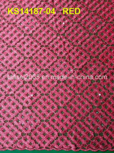 Nigerian Cord Lace for African Women Dress Party Order pictures & photos
