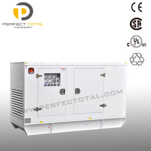 Ce Approved 125kVA/100kw Cummins Electric Power Diesel Generator