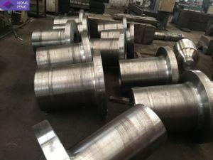 China Manufacturer OEM Steel Forging Cylinder Bottom pictures & photos