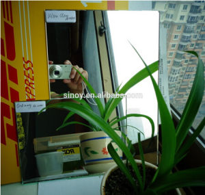 Sinoy Silver Mirror/Plate Glass Mirror /Silver Make up Mirror pictures & photos